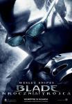 Plakat filmu Blade: Mroczna Trójca