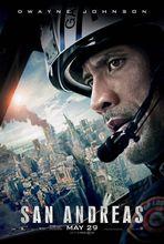 Plakat filmu San Andreas