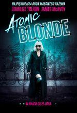 Plakat filmu Atomic blonde