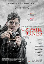 Plakat filmu Obywatel Jones