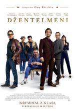 Movie poster Dżentelmeni