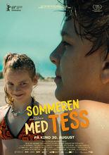 Movie poster Niezwykłe lato z Tess