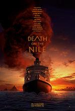 Plakat filmu Śmierć na Nilu