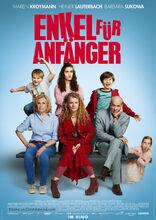 Plakat filmu Wnuki dla początkujących