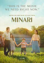 Plakat filmu Minari