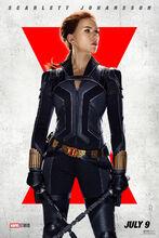 Movie poster Czarna wdowa