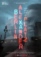 Movie poster Berlin Alexanderplatz